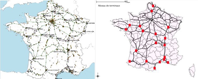 Optimizing French Railways